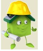 logo Zelené domky.cz